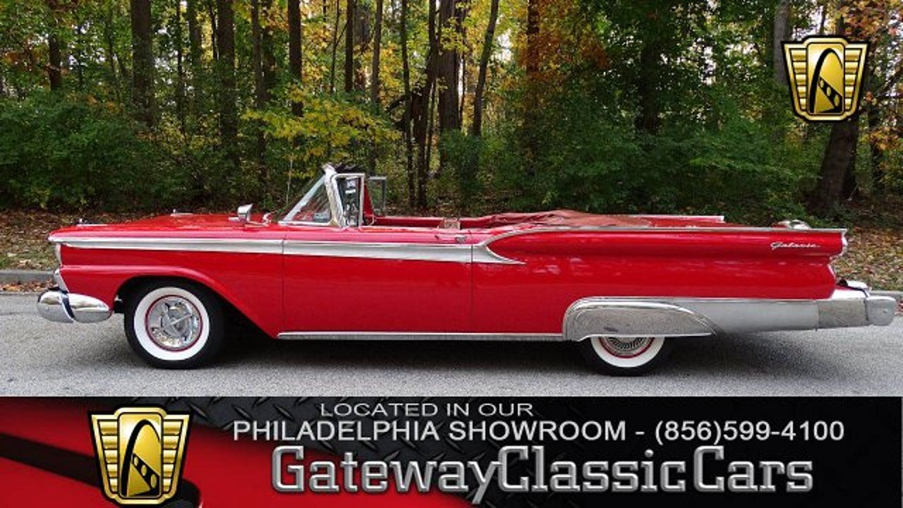 1959 Ford Galaxie for sale 100924552