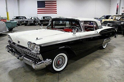 1959 Ford Galaxie for sale 100892542