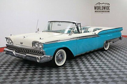 1959 Ford Galaxie for sale 100956557