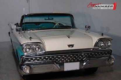 1959 Ford Galaxie for sale 100986508