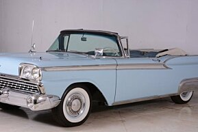 1959 Ford Galaxie for sale 100989253