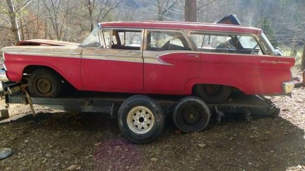 1959 Ford Other Ford Models for sale 100903448