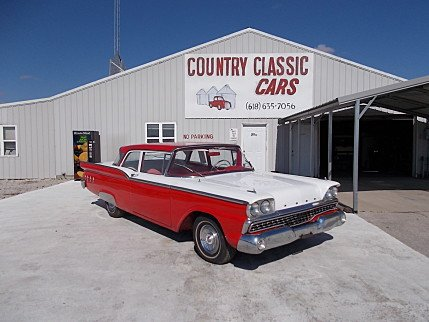 1959 Ford Other Ford Models for sale 100851889