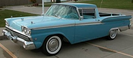 1959 Ford Ranchero for sale 100824538