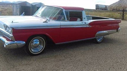 1959 Ford Ranchero for sale 100824686