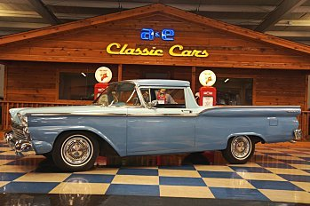 1959 Ford Ranchero for sale 100833102