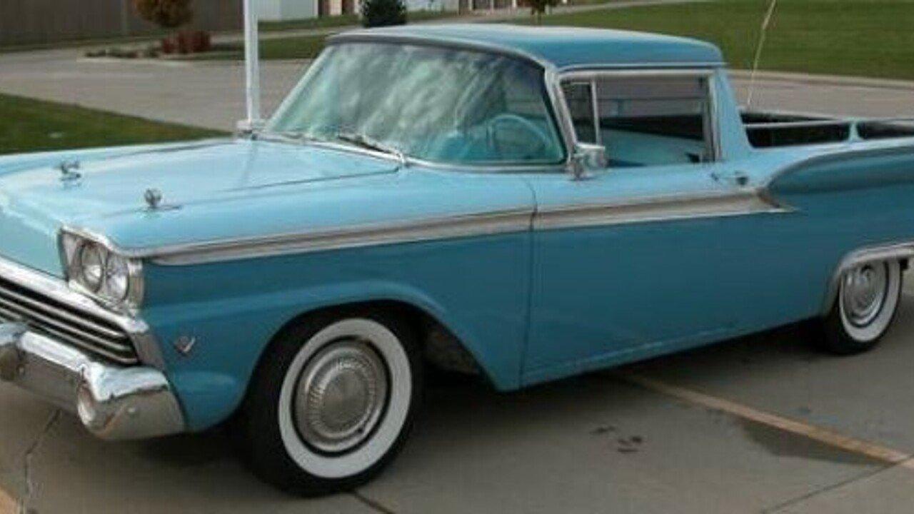 1959 Ford Ranchero for sale near Cadillac, Michigan 49601 - Classics ...