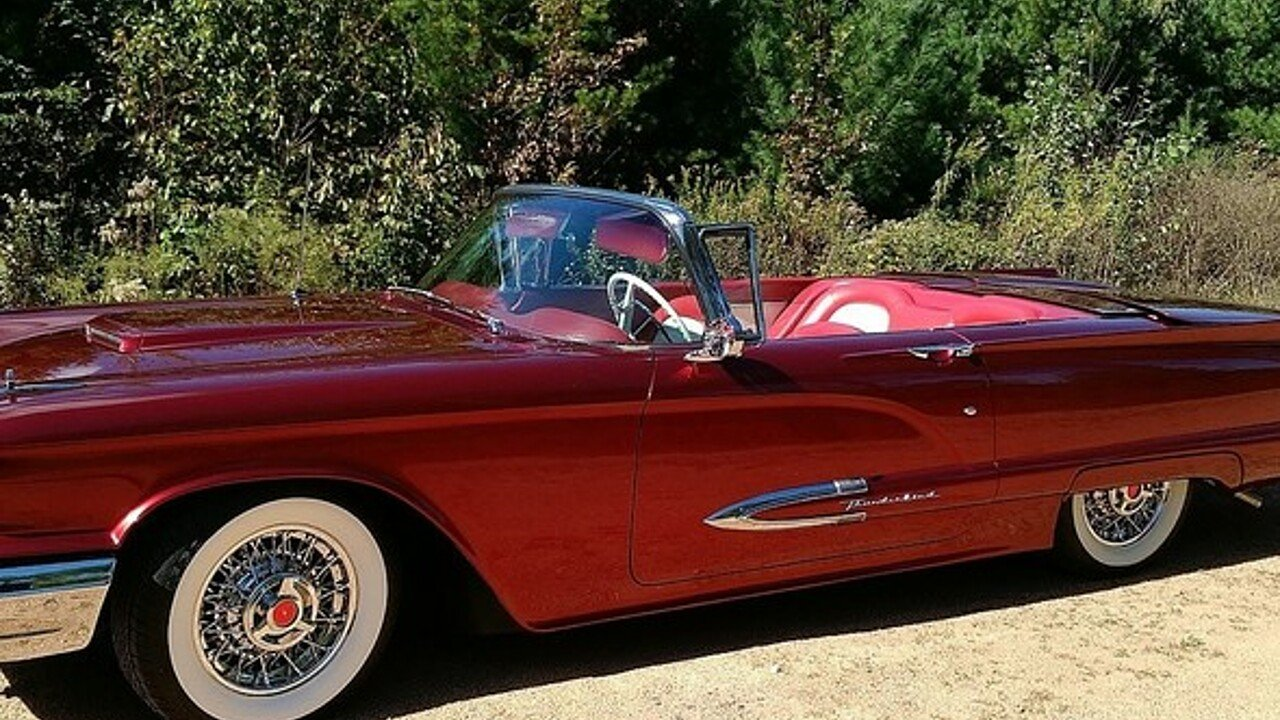 1959 Ford Thunderbird for sale 100996628