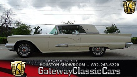 1959 Ford Thunderbird for sale 100974571
