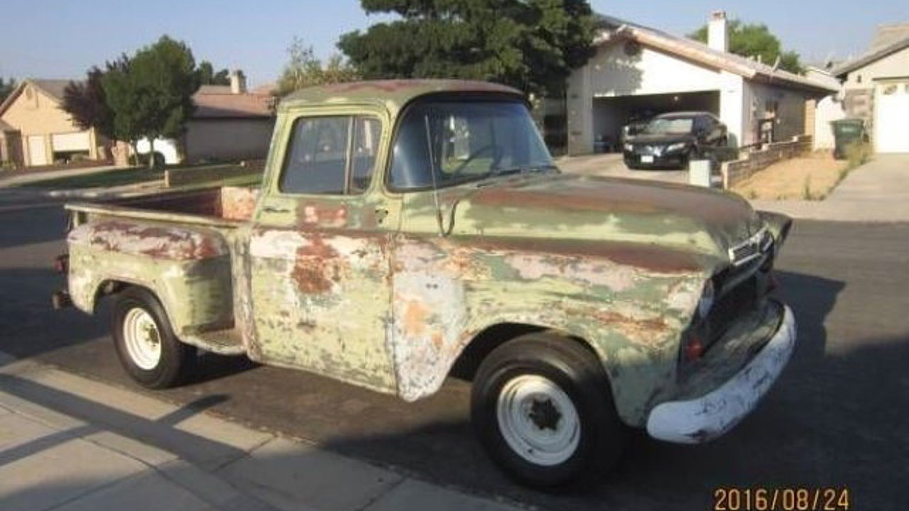 1959 GMC Pickup Classics for Sale - Classics on Autotrader