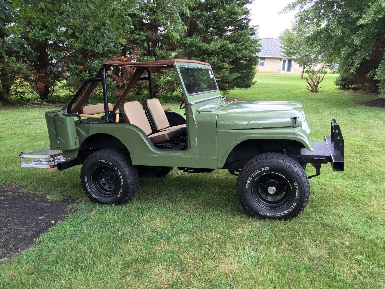 1959 Jeep CJ 5 for sale near Sevierville Tennessee
