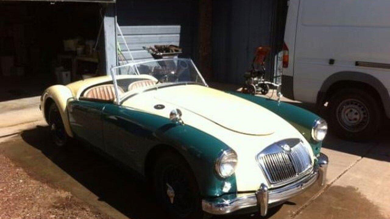 1959 MG MGA for sale near Cadillac, Michigan 49601 - Classics on ...
