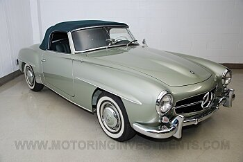 1959 Mercedes-Benz 190SL for sale 100844261