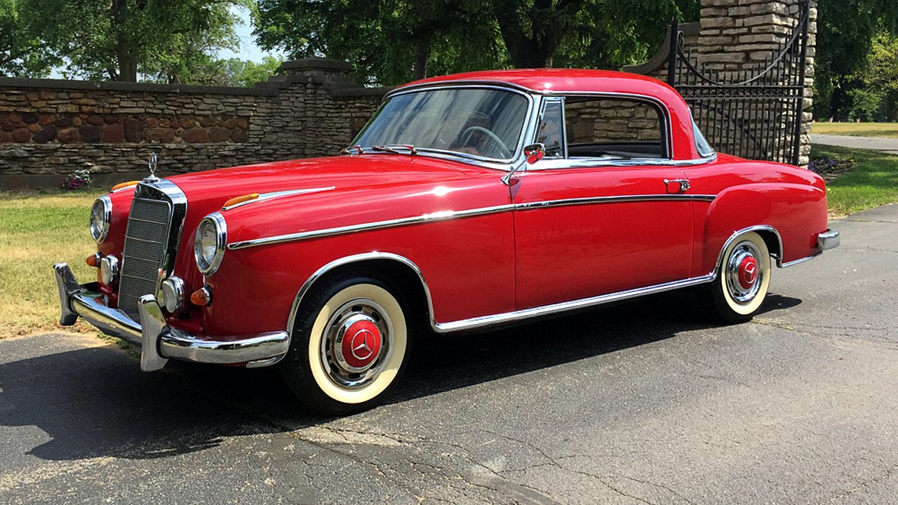 1959 Mercedes-Benz 220S for sale near Hickory Hills, Illinois 60457 ...
