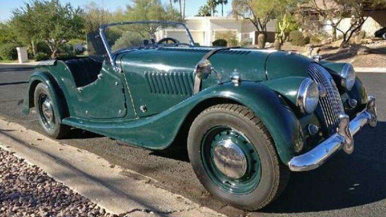 1959 Morgan Plus 4 for sale near Cadillac, Michigan 49601 - Classics ...