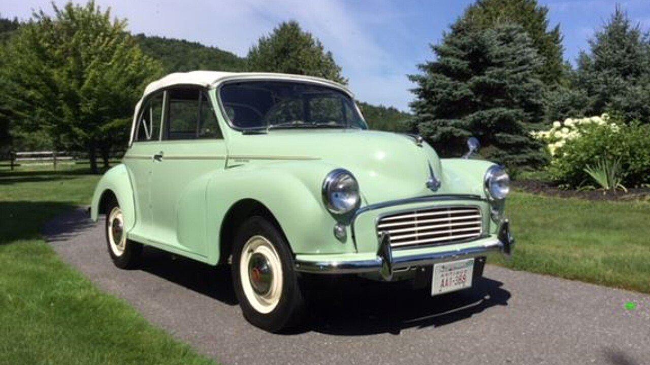 1959 Morris Minor for sale 101013872