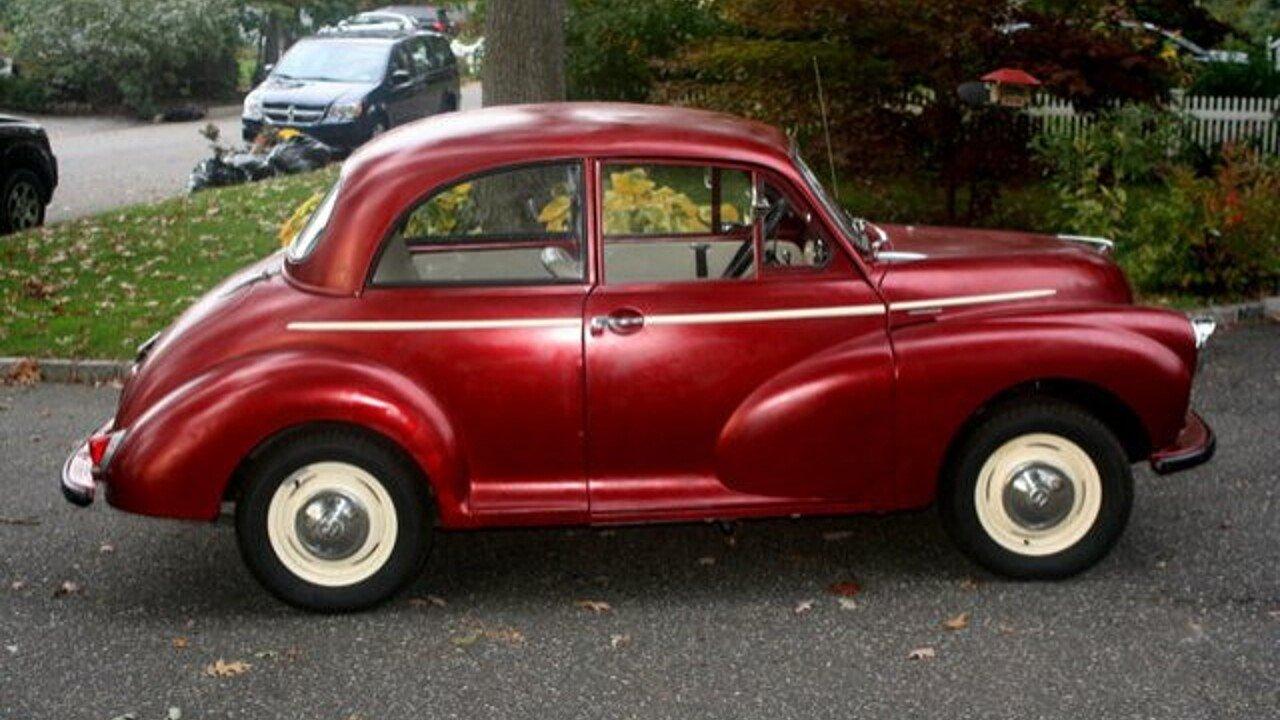 Morris minor traveller for sale - 1959 Morris Minor For Sale 100889695