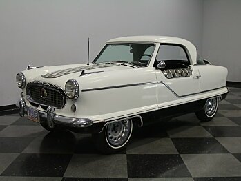 1959 Nash Metropolitan for sale 100766612
