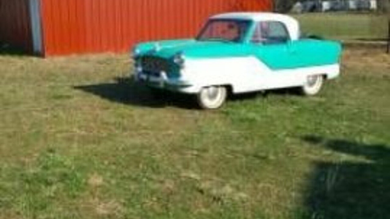 1959 Nash Metropolitan for sale 100862243