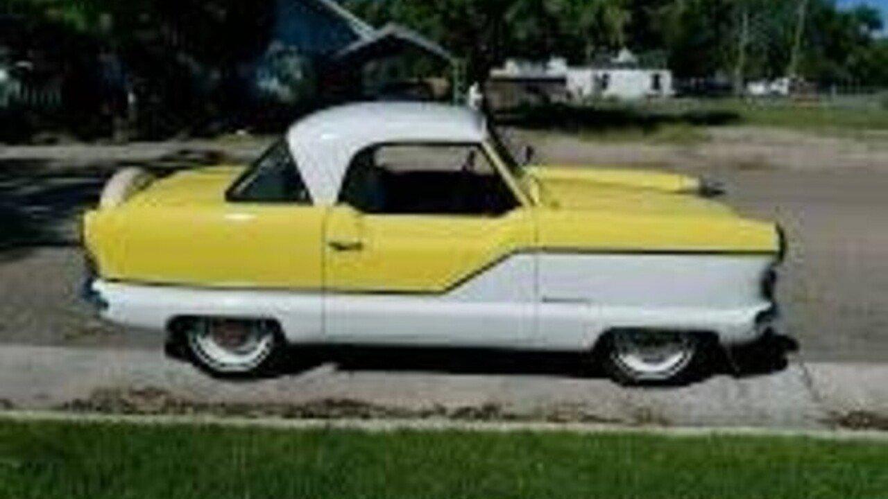 1959 Nash Metropolitan for sale near LAS VEGAS, Nevada 89119 ...
