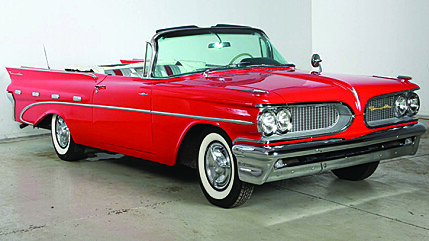 1959 Pontiac Bonneville for sale 100787459