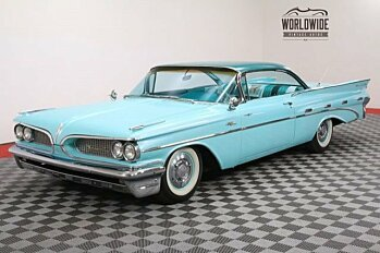 1959 Pontiac Bonneville for sale 100923486