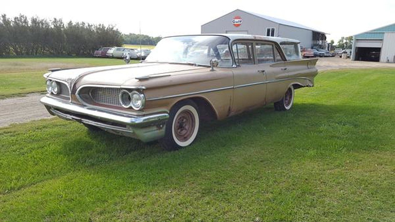 1959 Pontiac Catalina for sale 100760823