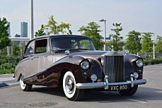 1959 Rolls-Royce Silver Cloud for sale 100767310