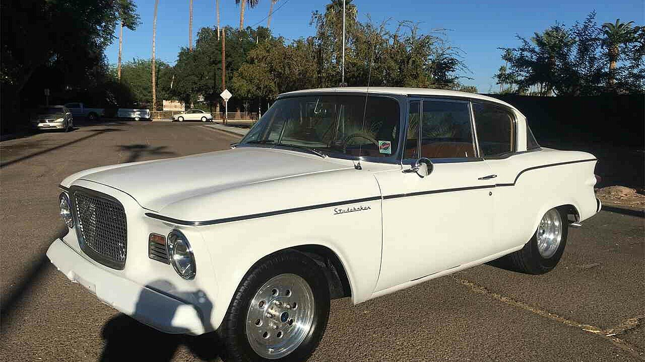 1959 Studebaker Lark for sale near Phoenix, Arizona 85015 - Classics ...