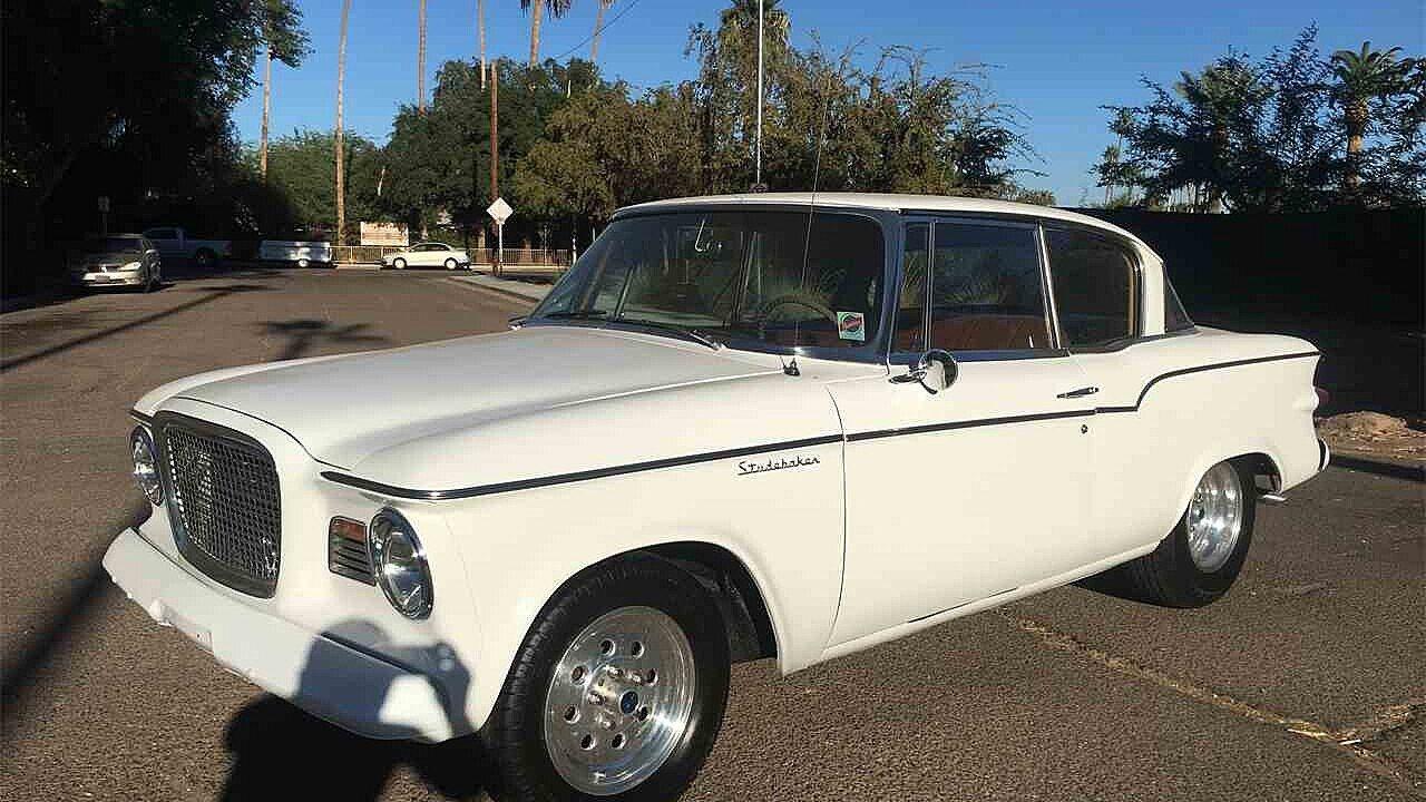 1959 Studebaker Lark for sale near Phoenix, Arizona 85015 - Classics ...