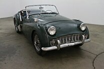 1959 Triumph TR3A for sale 100724585