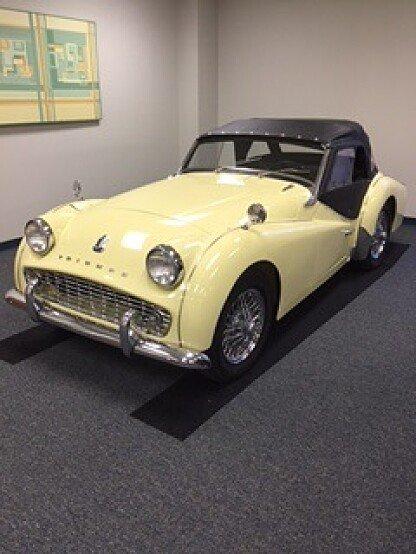 1959 Triumph TR3A for sale 100849696