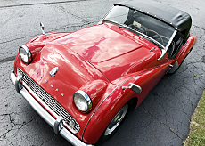 1959 Triumph TR3A for sale 100997410