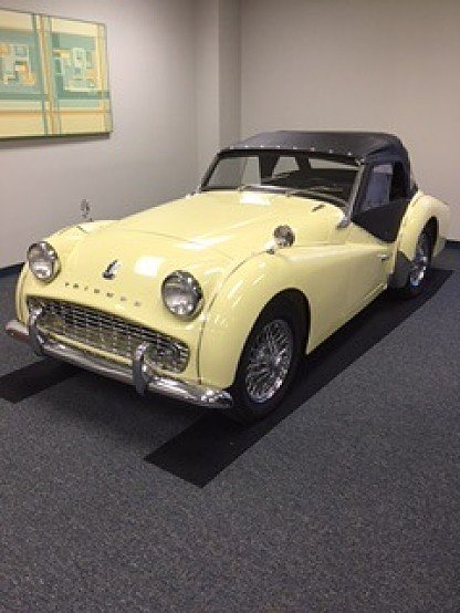 1959 Triumph TR3A for sale 100849696