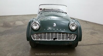 1959 Triumph TR3A for sale 100879981