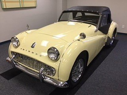 1959 Triumph TR3A for sale 100915082