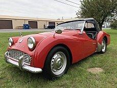 1959 Triumph TR3A for sale 101041216