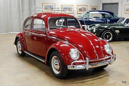 1959 Volkswagen Beetle for sale 101000502