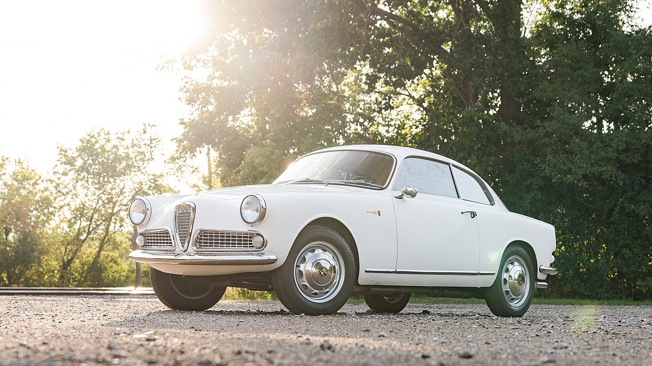 Alfa Romeo Giulietta For Sale Near Philadelphia Pennsylvania - Alfa romeo giulietta 1960 for sale