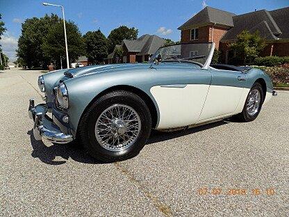 1960 Austin-Healey 3000 for sale 101009044