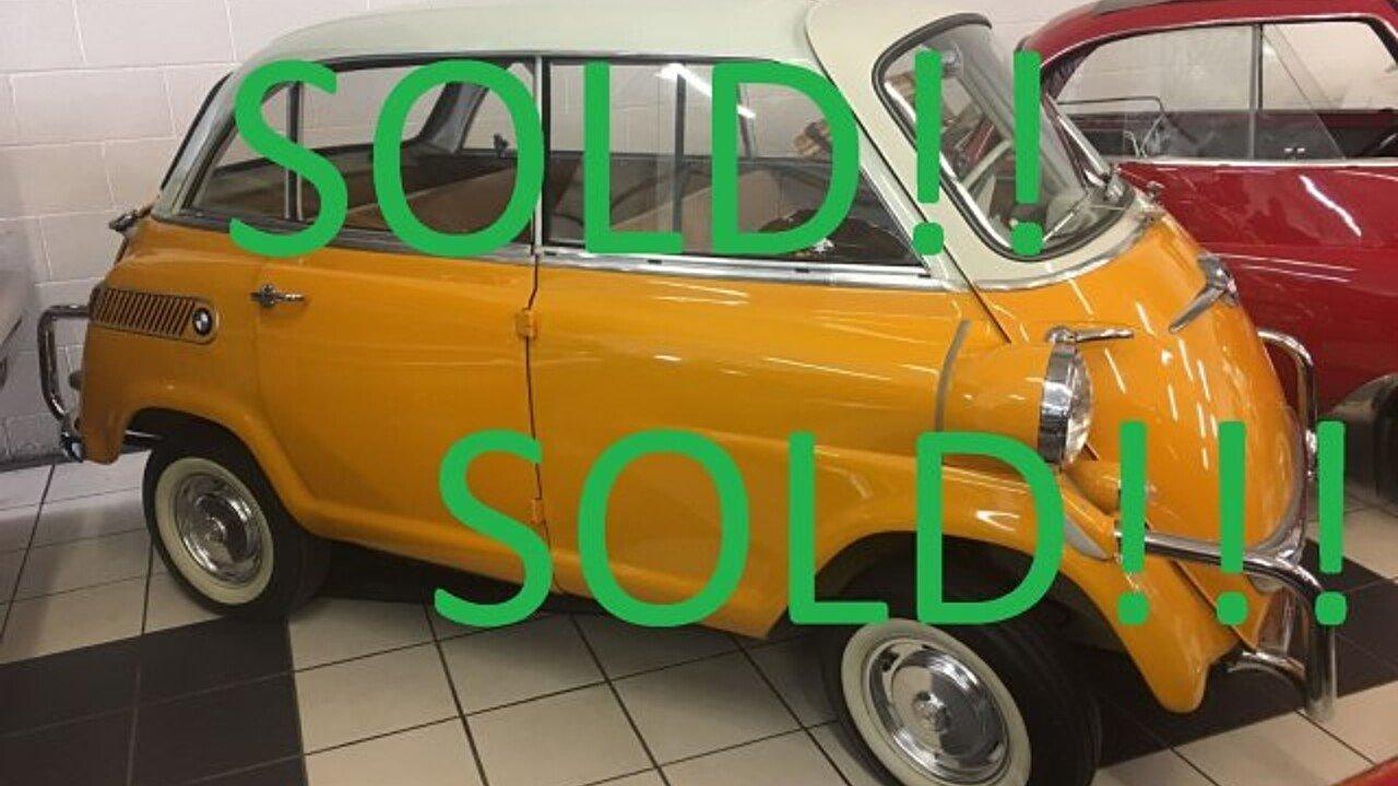 1960 BMW 600 for sale near Annandale, Minnesota 55302 - Classics on ...