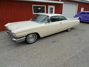 1960 Cadillac De Ville for sale 100824271