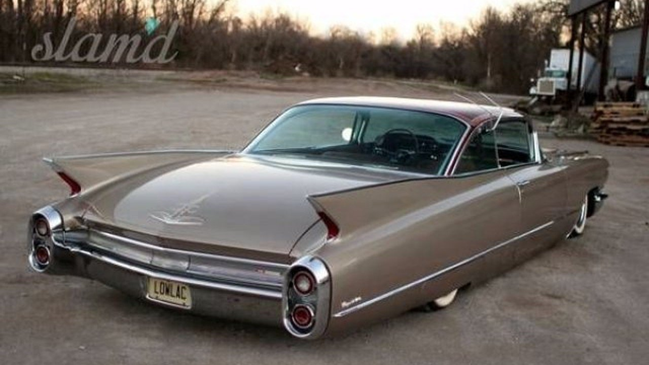 1960 cadillac de ville for sale near cadillac michigan 49601 classics on autotrader. Black Bedroom Furniture Sets. Home Design Ideas