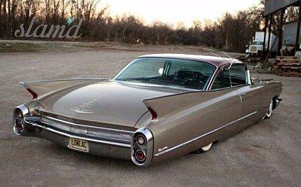 1960 Cadillac De Ville Clics for Sale - Clics on Autotrader