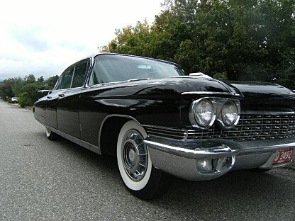 1960 Cadillac Fleetwood for sale 100746669