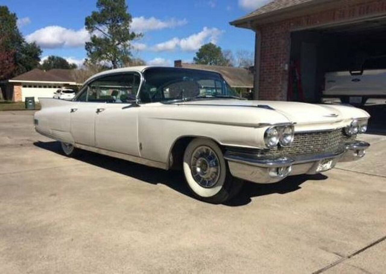 Car Auctions Ny >> 1960 Cadillac Fleetwood for sale near Riverhead, New York 11901 - Classics on Autotrader