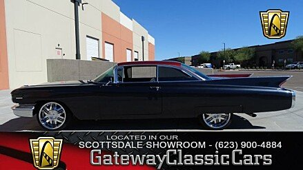 1960 Cadillac Series 62 for sale 100965678
