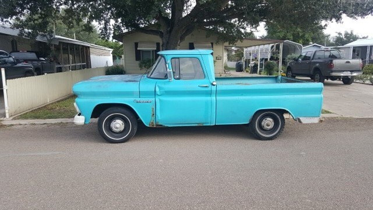 1960 Chevrolet Apache for sale 100944127