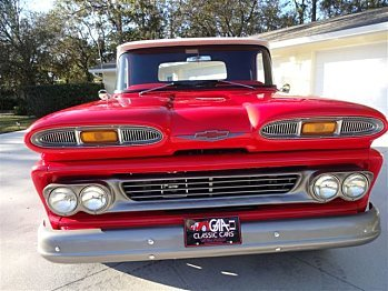 1960 Chevrolet Apache for sale 100951958