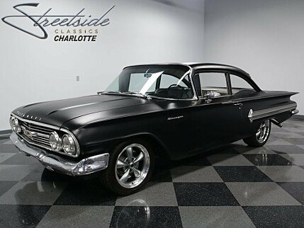 1960 Chevrolet Biscayne for sale 100847915